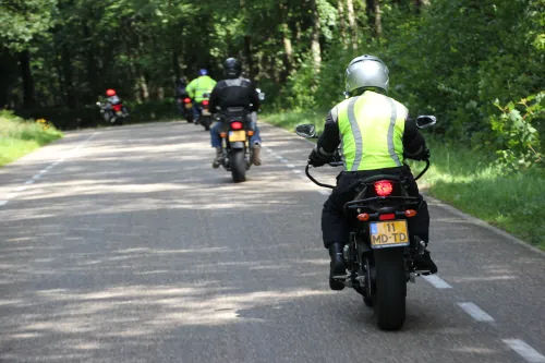 Motorrijbewijspoint Ridderkerk motor lesplan