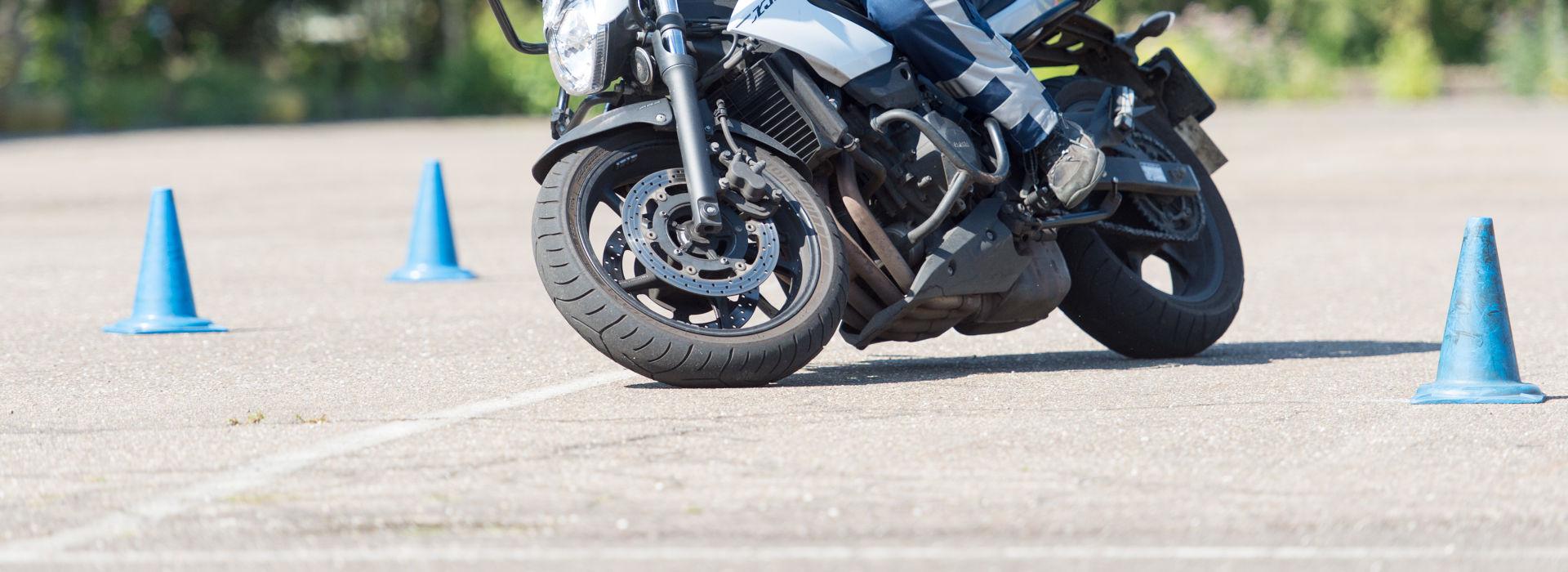 Motorrijbewijspoint Ridderkerk rijtest