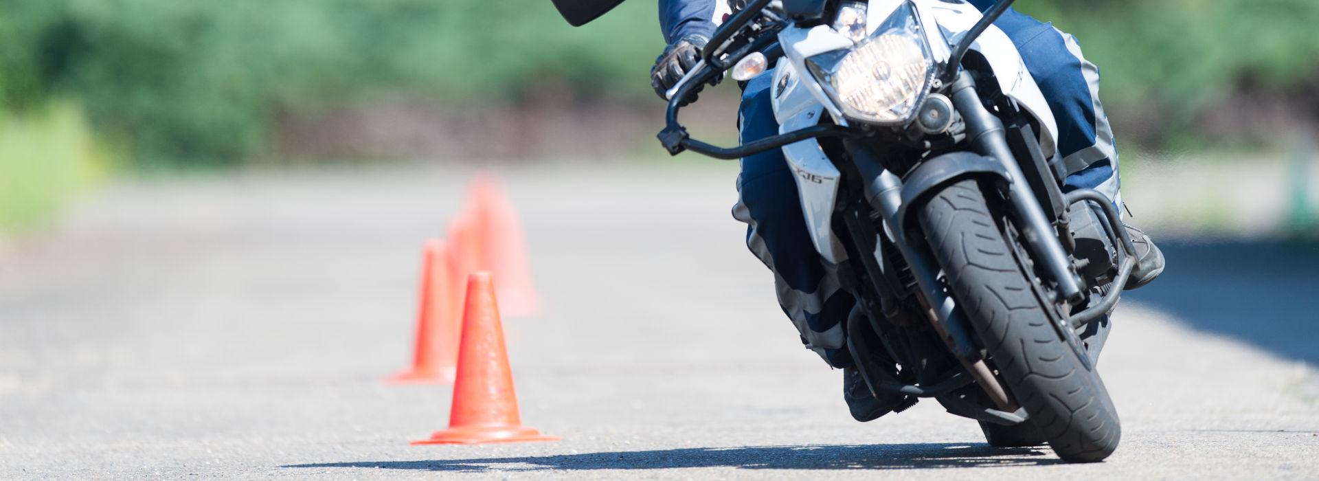 Motorrijbewijspoint Ridderkerk motor rijvaardigheid